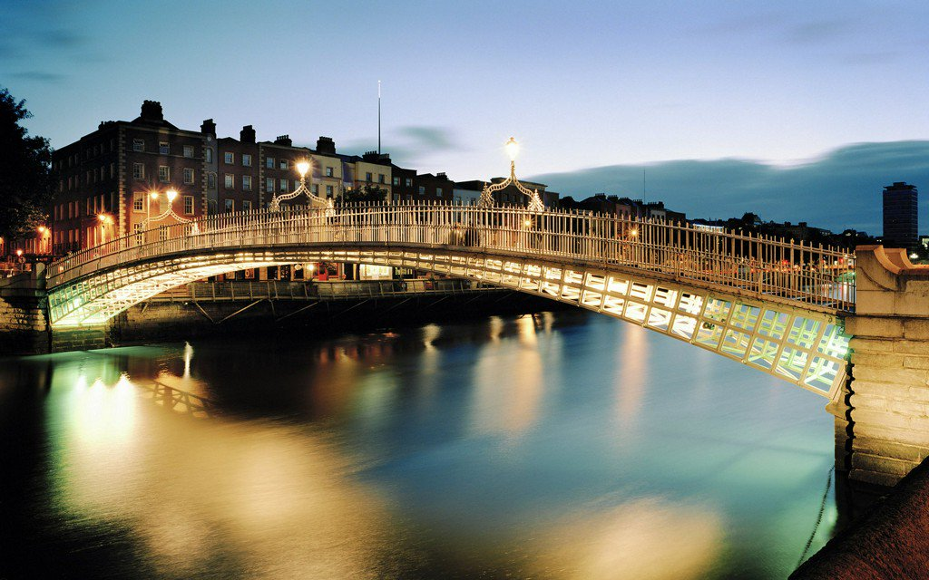 Fly to Dublin for Just $362 Round-trip