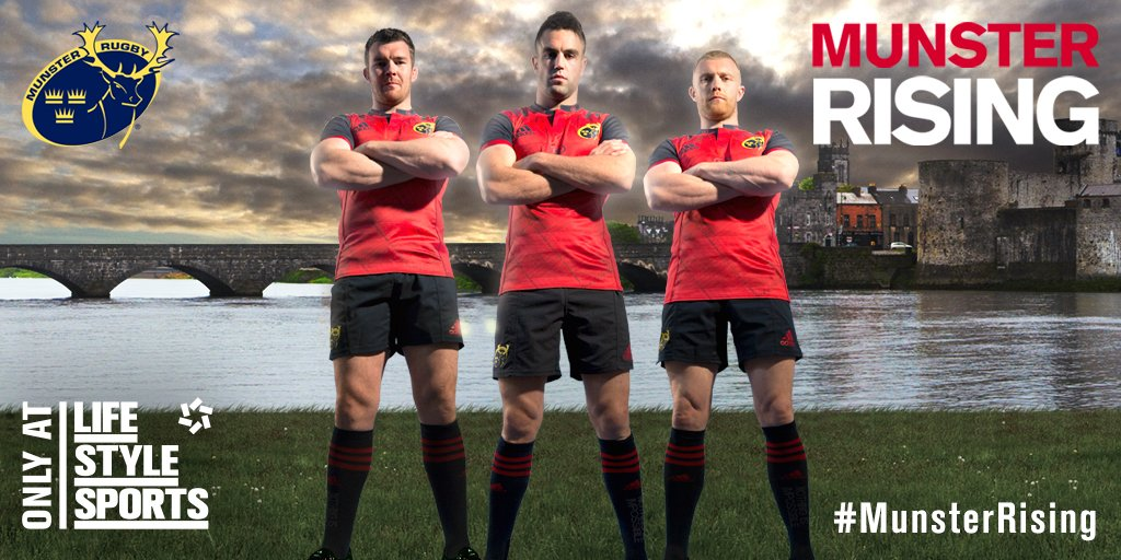 Match day! They do not stand alone. The whole of Munster is behind this #MunsterRising #MUNvTOU https://t.co/504qTaURO5