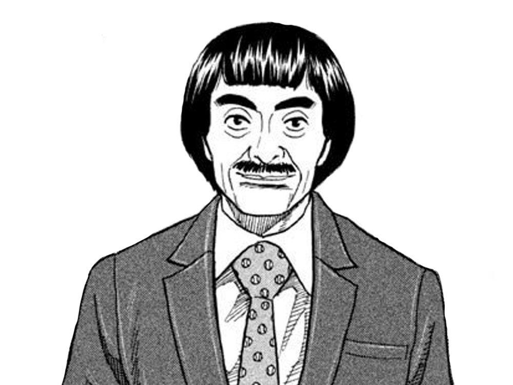 ☆キャラクター紹介追加!茄子田シゲオ☆宇宙兄弟公式サイトのキャラクター紹介ページに、茄子田理事長のプロフィールが追加され