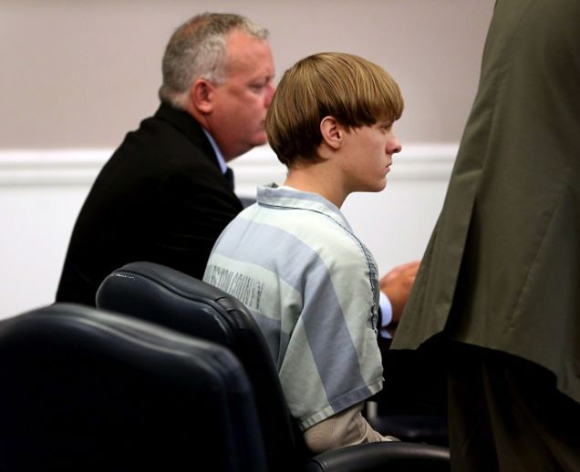 South Carolina church shooter Dylann Roof avoids death penalty by pleading guilty to murder