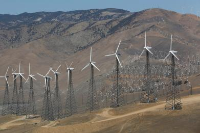 Trump's assault on climate science won't stop the West from pursuing clean energy