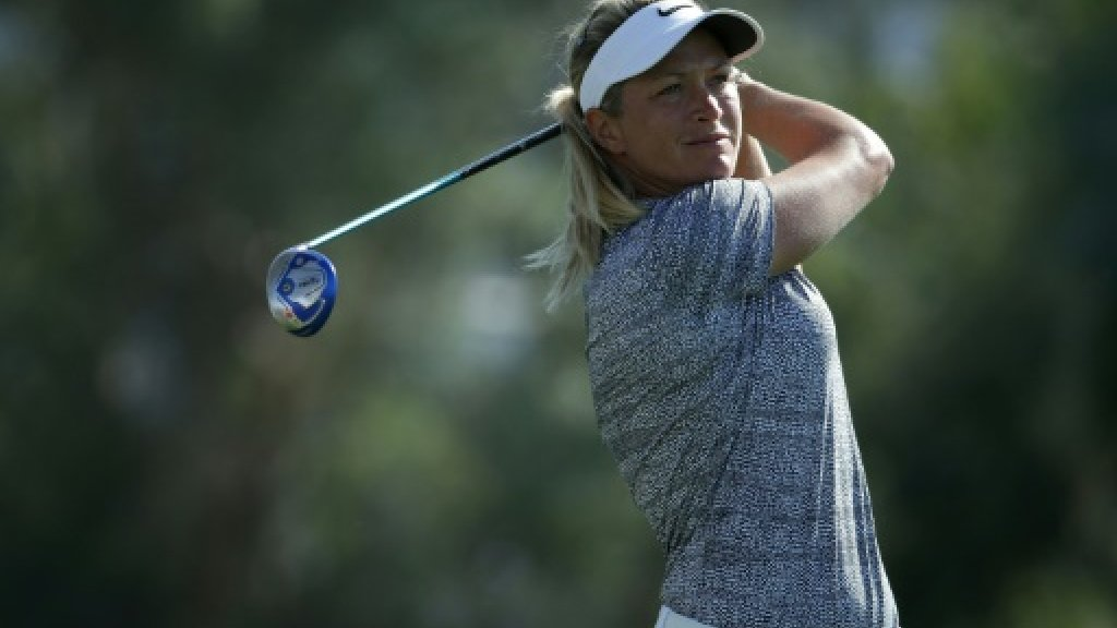 Pettersen on top at weather-hit ANA Inspiration