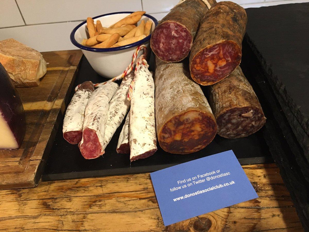 Donostia Social Club @ Pop Brixton London's Best Basque Restaurants