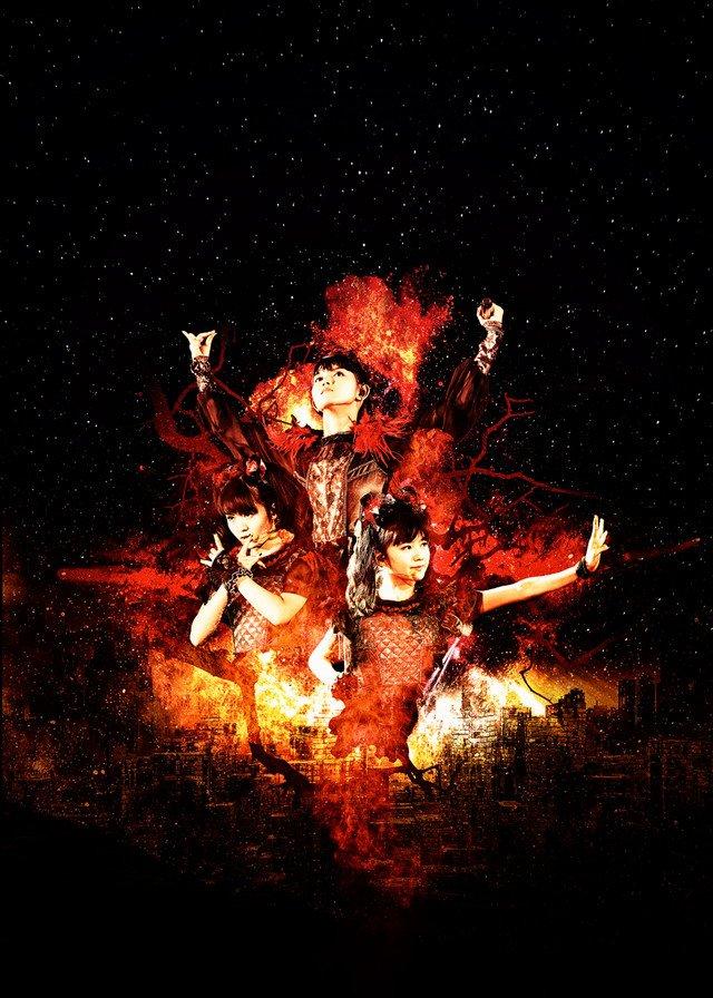 BABYMETAL待望の日本ツアーは性別限定、10代限定など9公演 https;//t.co/HCFCsTjMT8 #BABYMETAL https;/...