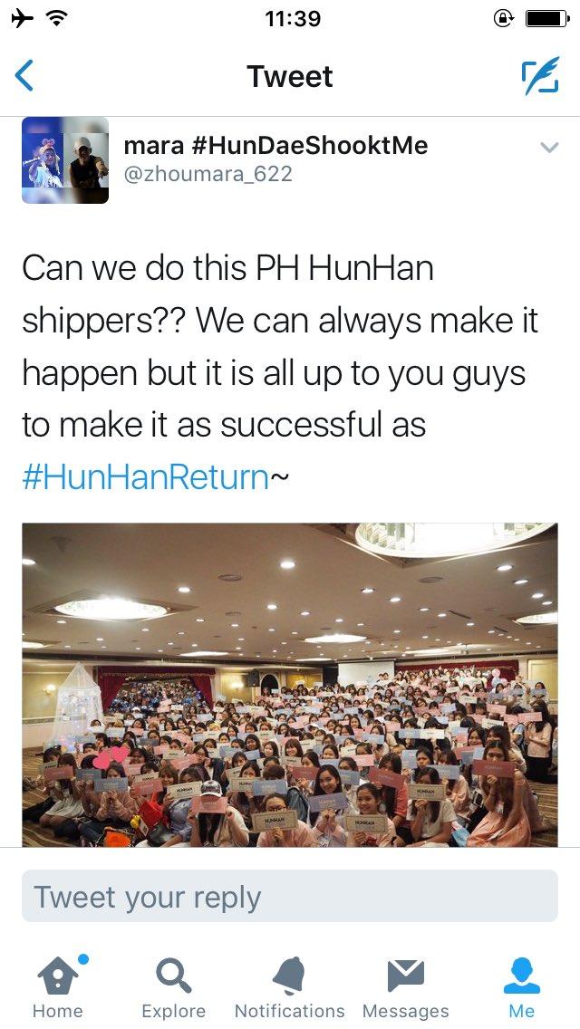 #HunHanReturn