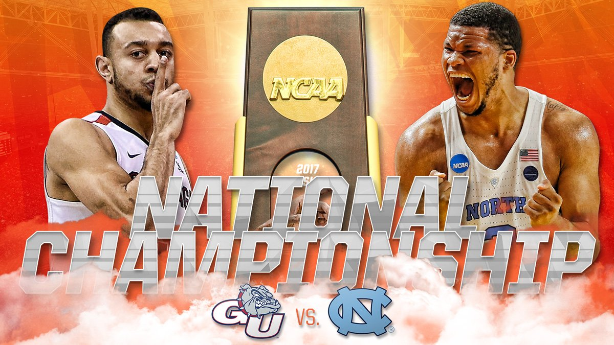 Highlights from the national championship gonzaga vs north carolina - Oregon Vs North Carolina Live Updates Highlights And Reaction Bleacher Report