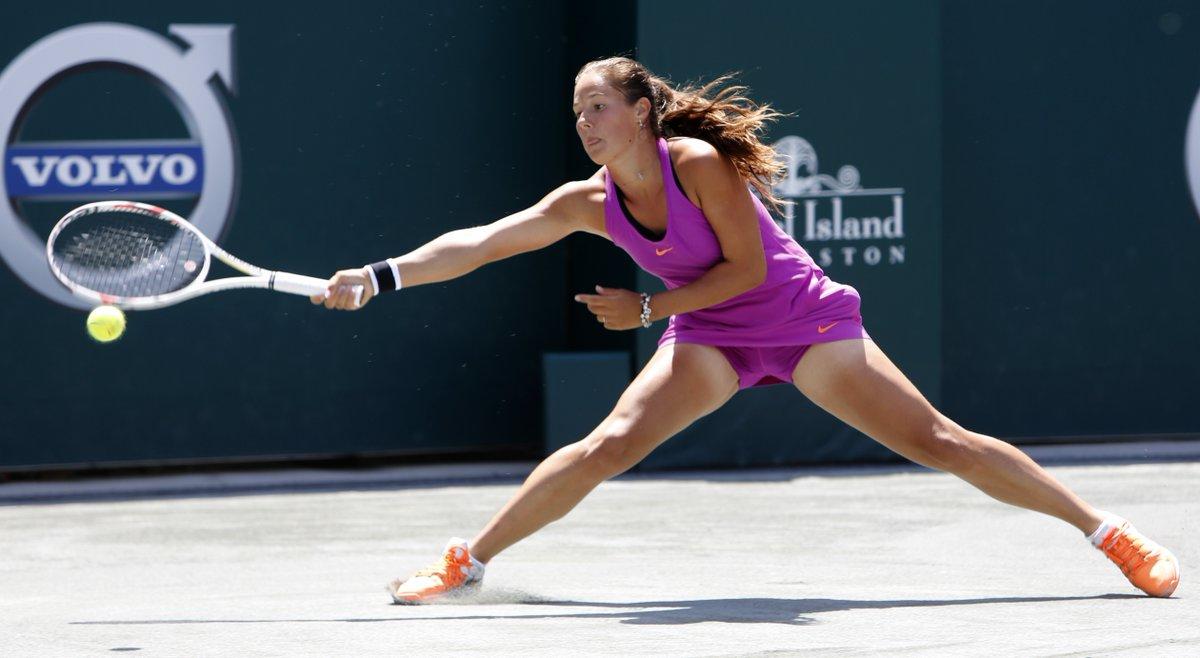 Daria Kasatkina: the hope of Russian tennis 46