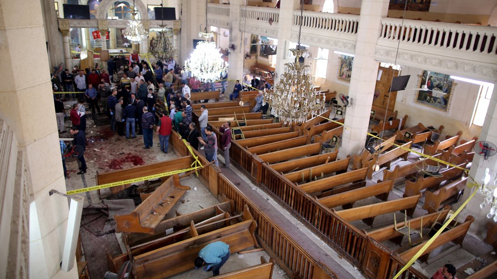 Why is Egypt's Christian minority targeted?