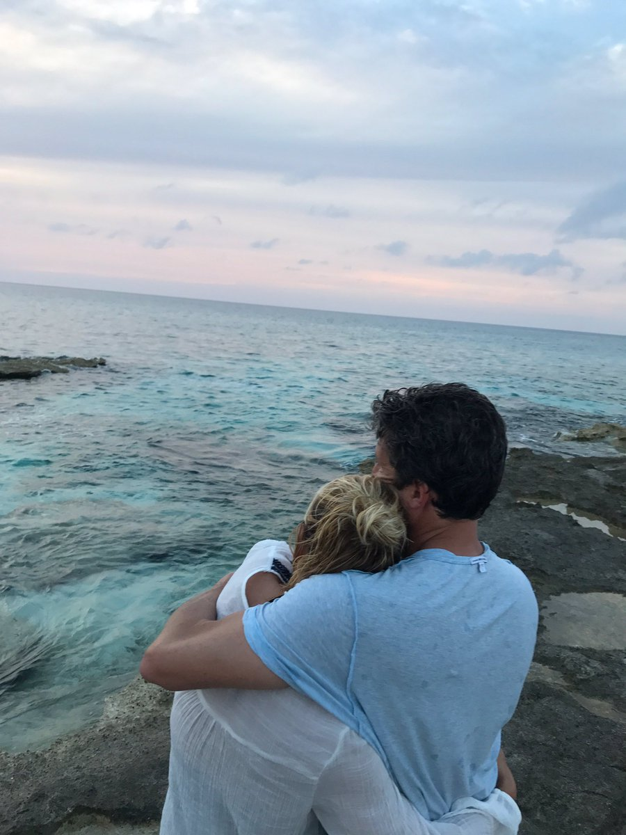 My vacation is always more beautiful when I'm next to my beautiful wife @JillianDempsey photo credit Talula Dempsey https://t.co/xkTSb72nIJ