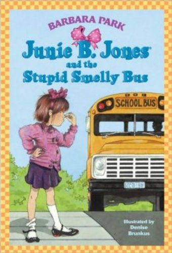 Happy Birthday to Barbara Park, creator of the awesome Junie B Jones