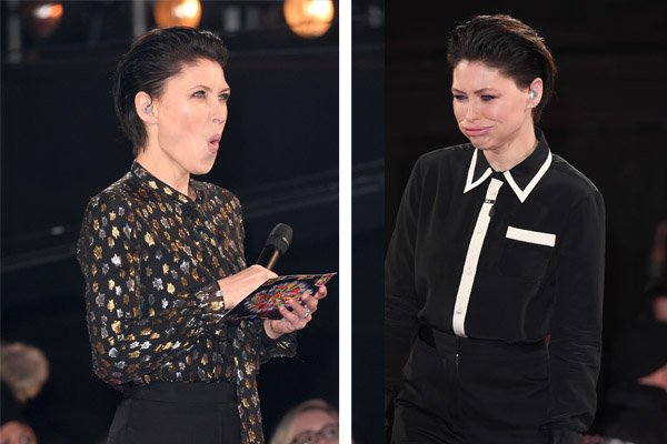The WEIRD reason why Emma Willis puts toilet paper on her head before presenting The Voice