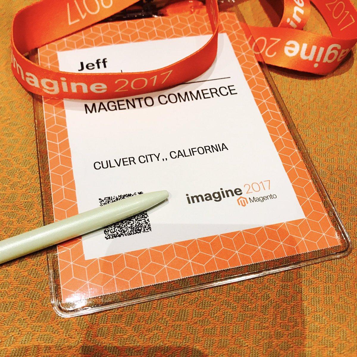 MagentoJ: Just arrived in Las Vegas for the world famous @Magento #Magentoimagine #roadtoimagine https://t.co/C028bVg7og