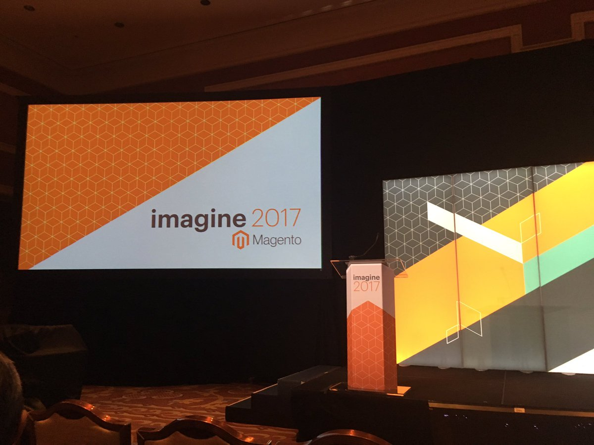 gsautereau: Busy Sunday at #magentoimagine. After the Partner Advisory Council this morning, room packed for the Partner Summit! https://t.co/QjSZlmitGb
