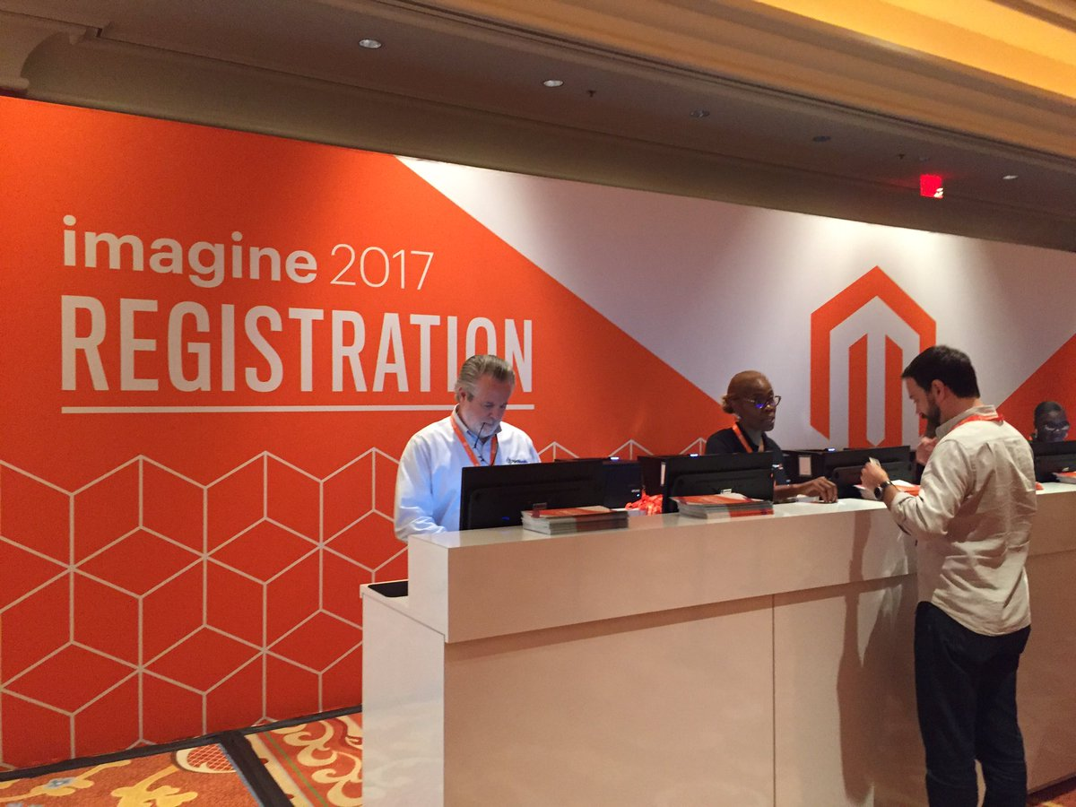 emily_a_wilhoit: The @blueacorn crew's #RoadToImagine ends here!! Excited to kick off #Magentoimagine with the annual Partner Summit https://t.co/mGrrqboZeg