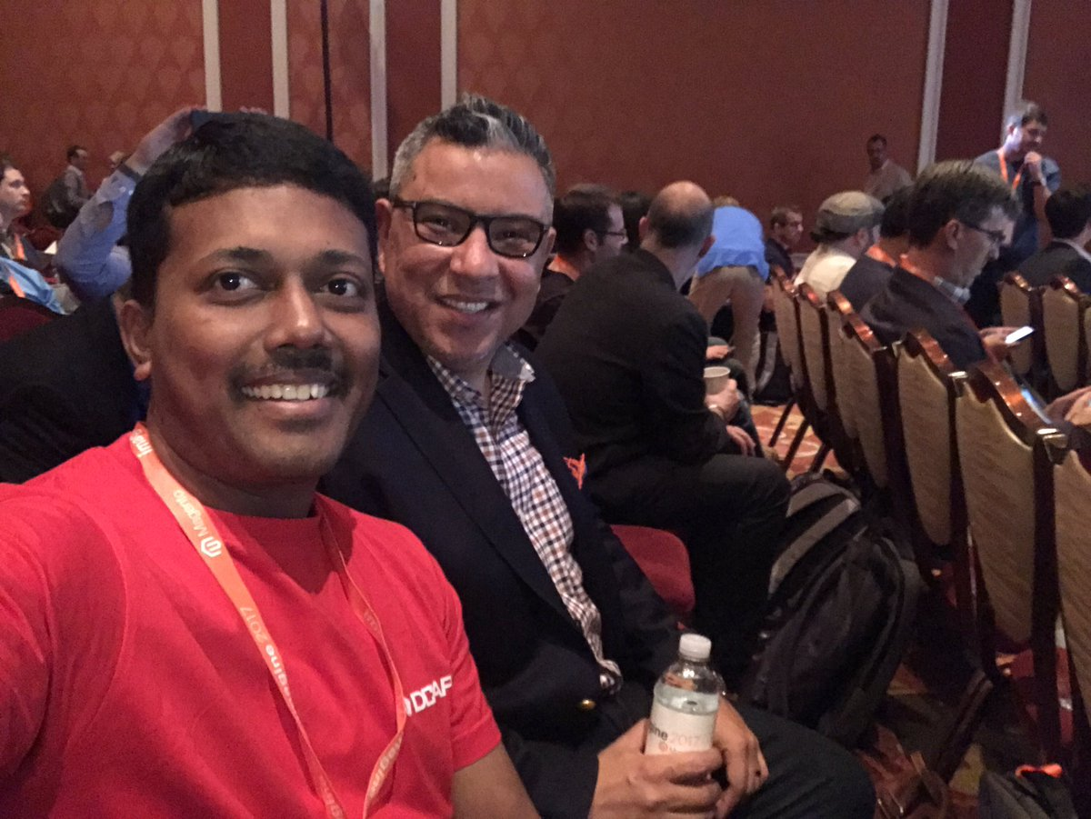 chatwithKC: @magento Partner Summit with @abcb2b  @DCKAP #Magentoimagine https://t.co/1oxAsGKhph