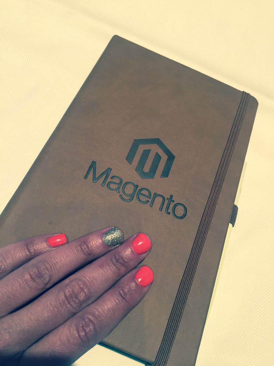 MagentoShira: Getting serious about #Magentoimagine #roadToImagine https://t.co/zdXoF4spFt