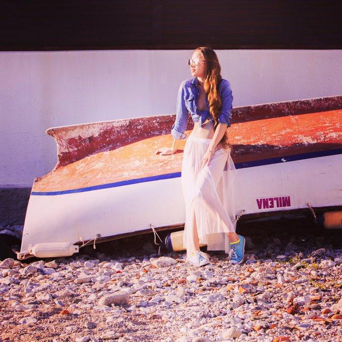 1 pic. My new #boat - #Milena 😄 https://t.co/Zr6pWmTOWV