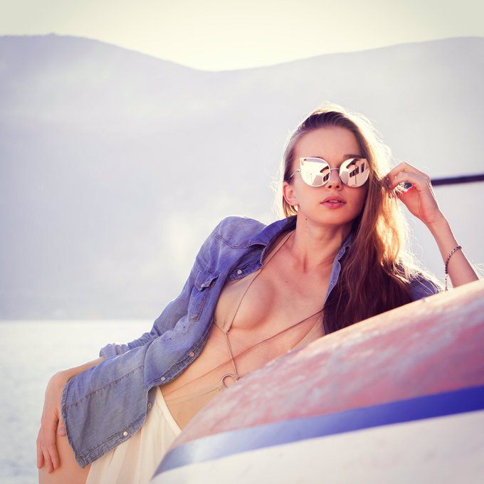 2 pic. My new #boat - #Milena 😄 https://t.co/Zr6pWmTOWV