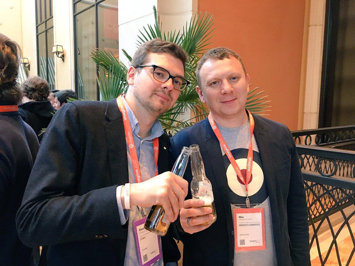 atwixcom: Community engineering doesn't mean just coding. #Magentoimagine #realmagento @slkra @maksek_ua https://t.co/Na2XCsXj4j