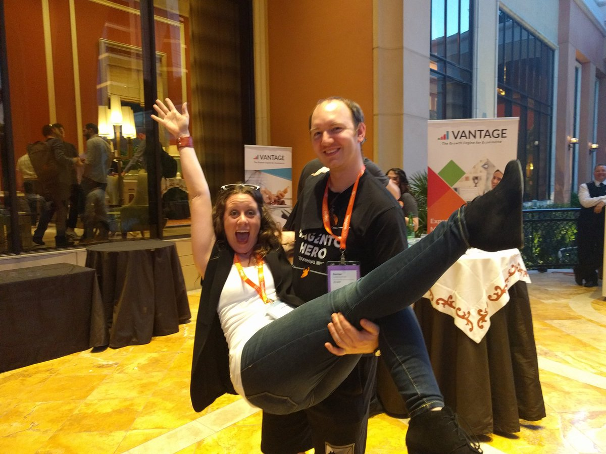psyberware: And then there's this guy... @daim2k5 #Magentoimagine https://t.co/1FT5JPldB8