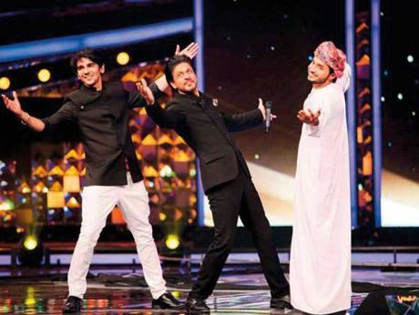 Omani wins Indian singing talent show