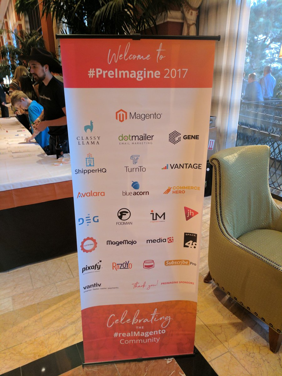 Oliver_Lees: #preimagine was awesome! Great that @Space48ers were one of the sponsors too. https://t.co/VwjW2QCGEv