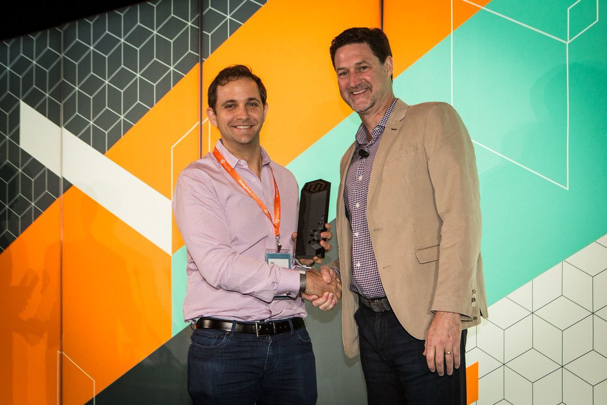 magento: Congratulations to @Temando, our Best New Partner of the Year, Technology award winner! #MagentoImagine https://t.co/M8QoFrMECZ