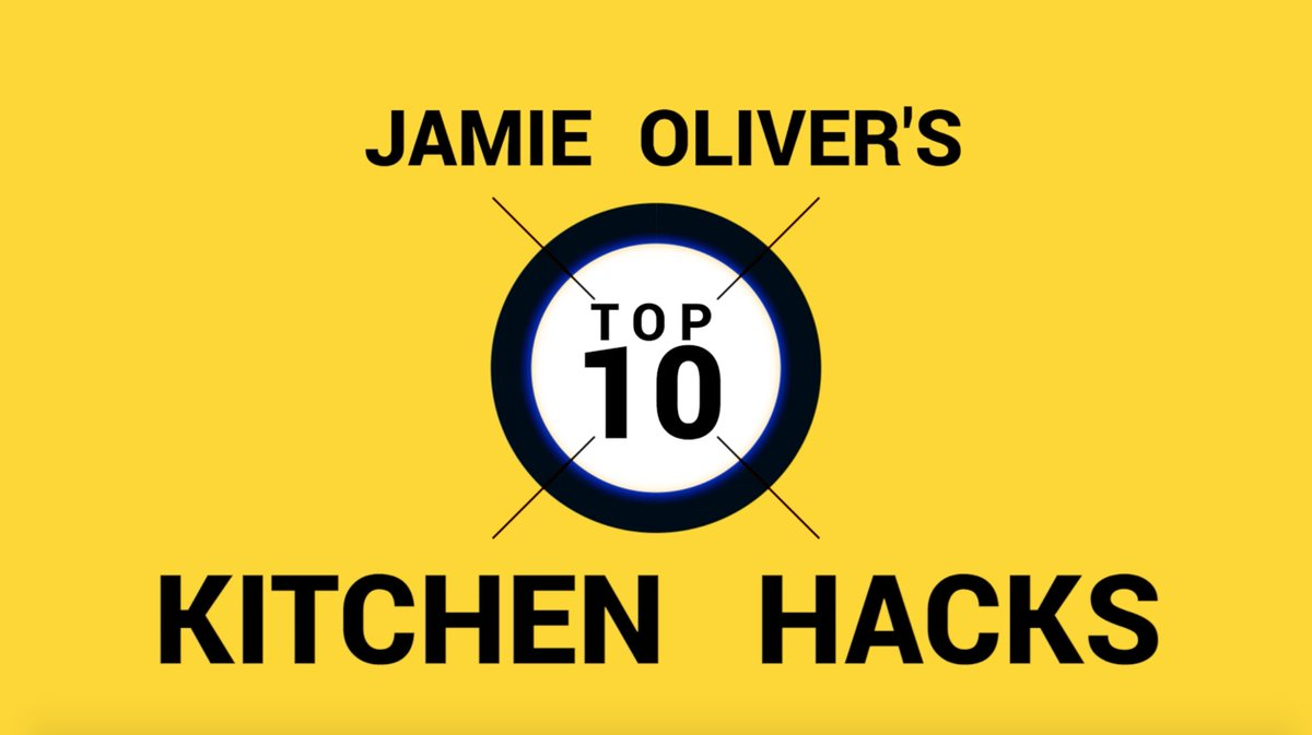 My top 10 kitchen hacks that i cant live without!!! Tell me your best kitchen trick to save time... https://t.co/aLRF9ROfl3