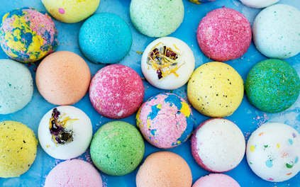 Free Handmade Bath Bomb - free freebies freestuff latestfreestuff