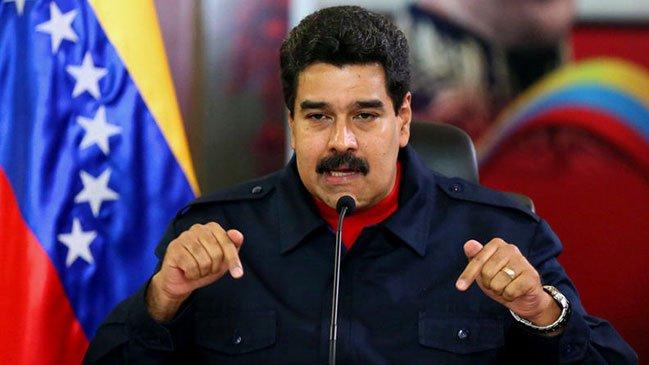 """Maduro quiere que presidente de Uruguay detenga """"agresión"""" contra Venezuela"""