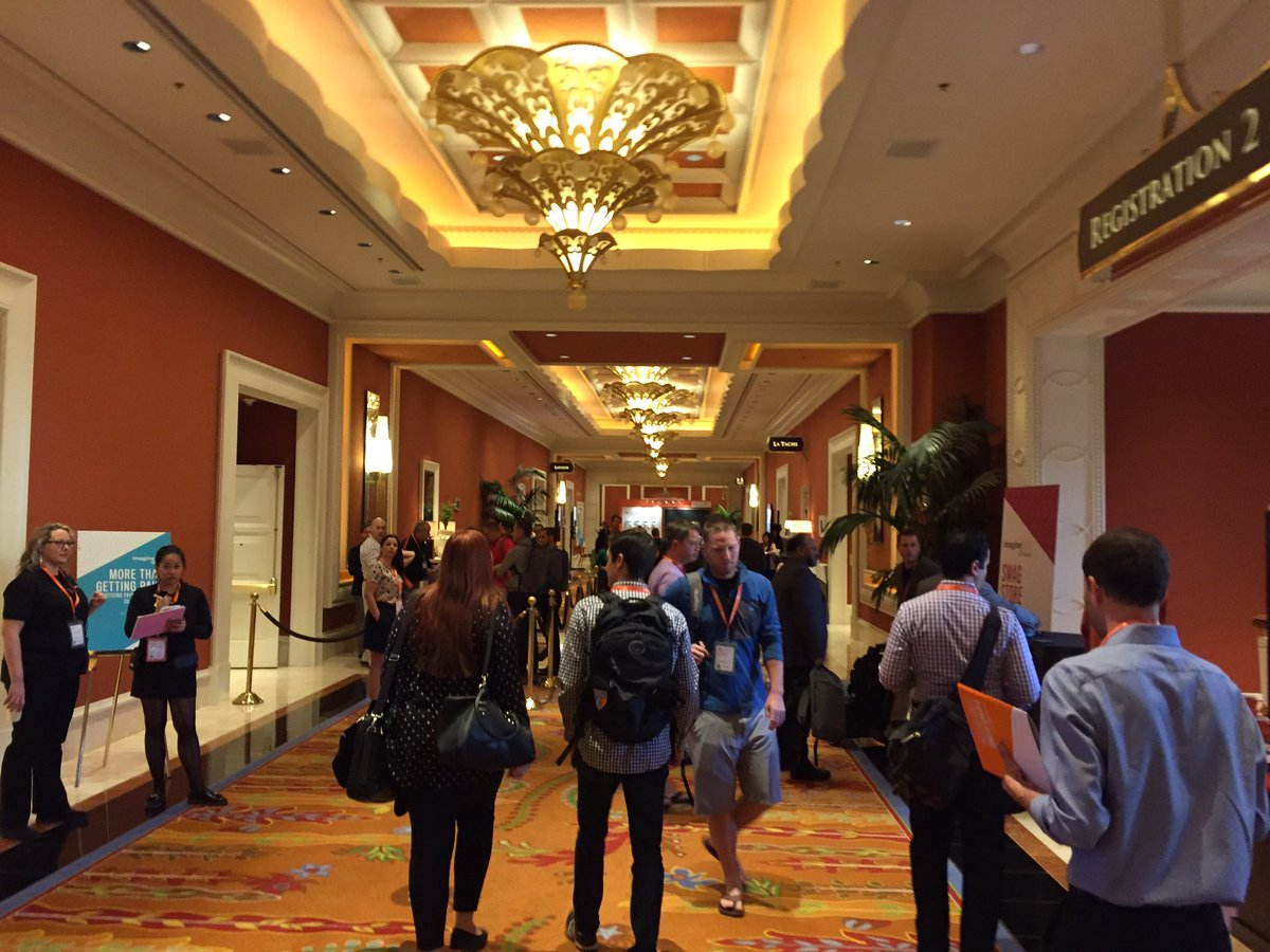 magento_rich: Good morning! It's Day 1 of  #MagentoImagine! Are you ready? https://t.co/U0M0T2h7cs