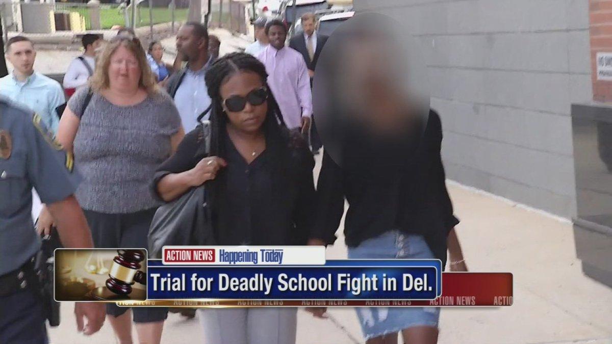School Bathroom Fight trial set to begin for school bathroom fight that killed teenage