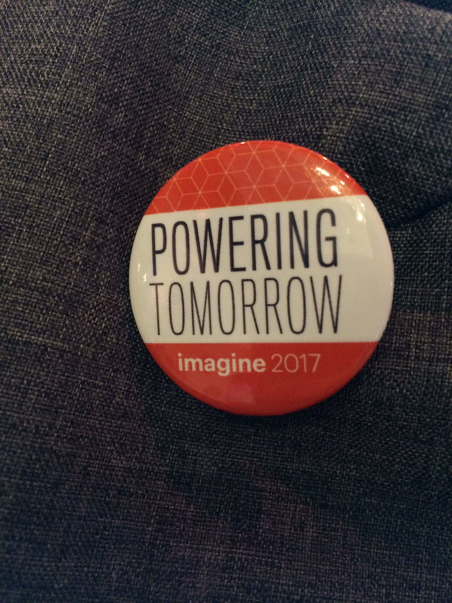 janbrooijmans: Bring it on #Magentoimagine ! With #MagentoBI to start with today. Excited, yes. https://t.co/dzQ2ypzubR
