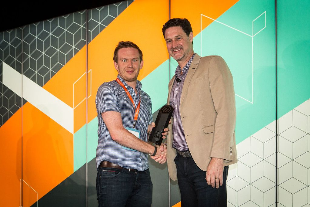 magento: Congratulations to @Dotmailer, our Most Customer-Preferred Technology Partner award winner! nn#MagentoImagine https://t.co/0SzugJ1pXm