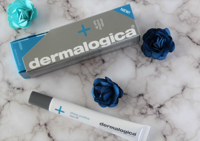 Hello Bright Eyes with Dermalogica Stress Positive Eye Lift!
