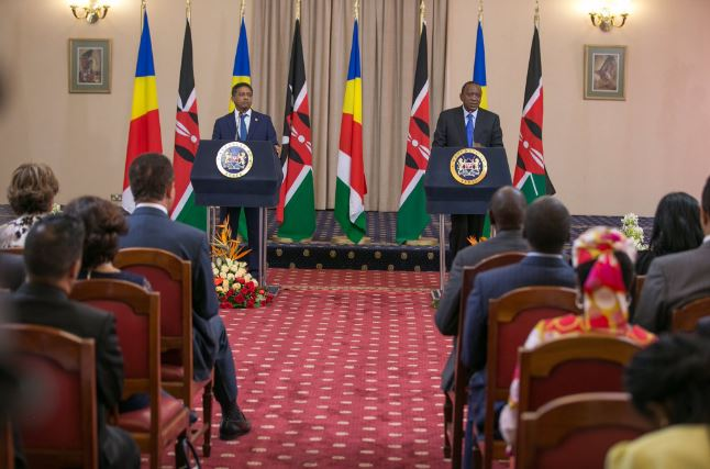 Kenya to deepen trade and strategic ties with Seychelles