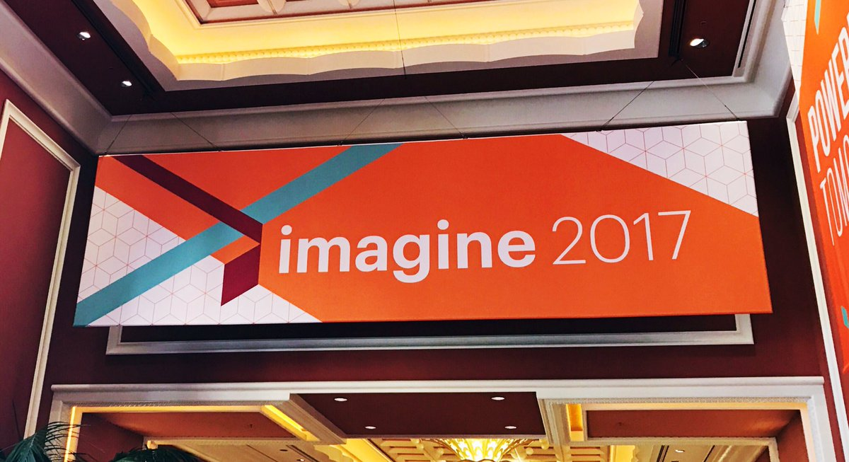 custparadigm: The Customer Paradigm has landed at #MagentoImagine 2017! Come check us out in booth 110! https://t.co/PYhoLMTnGo