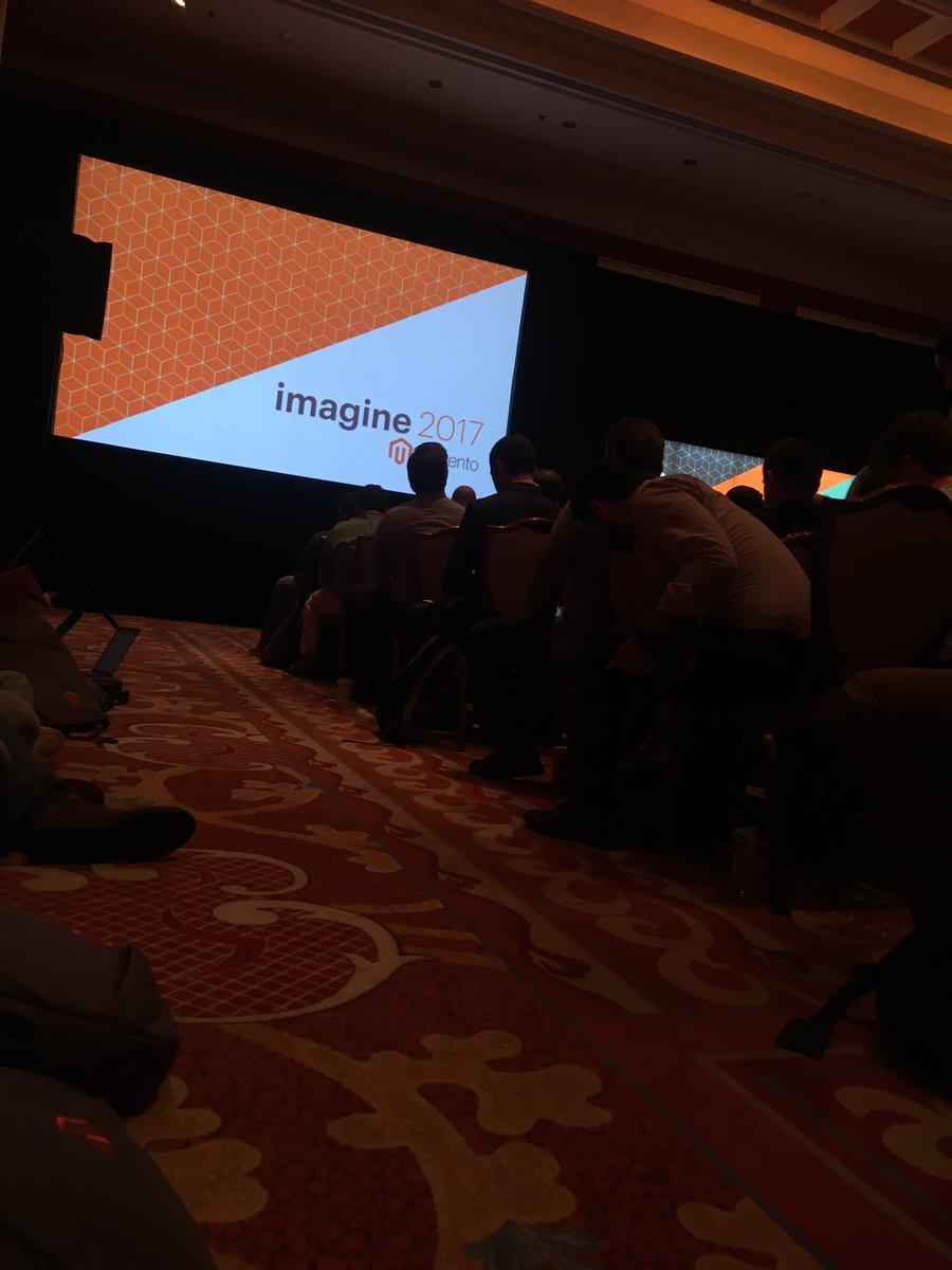 yesyrc: Empezando #Magentoimagine #ecommerce https://t.co/CEd5V2C9hS