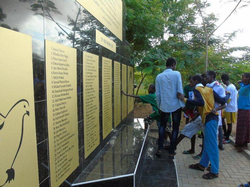Garissa college marks raid with low-key event
