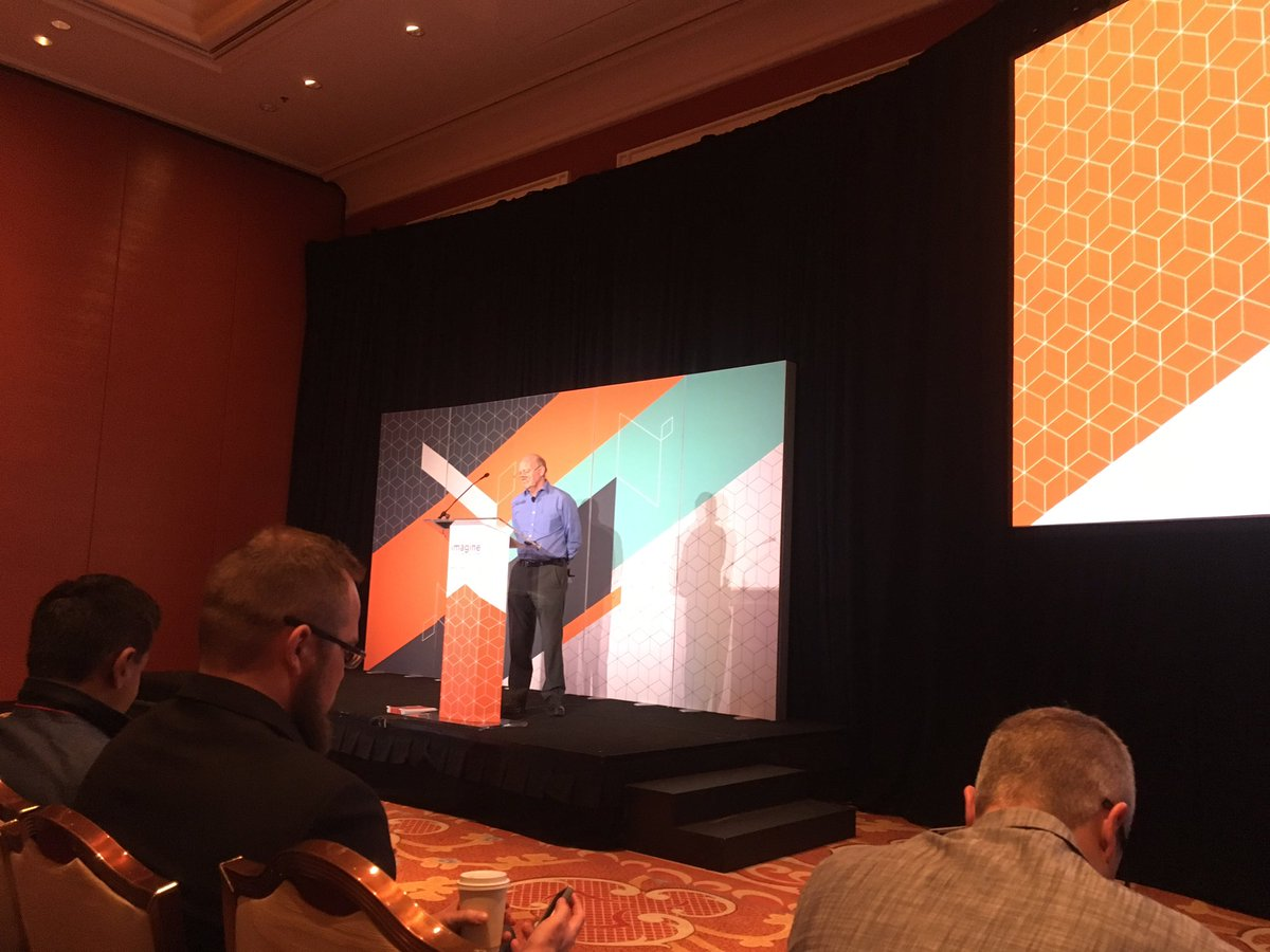 onetreeows: We are ready! Attending @MagentoU : The advanced Marketing featured of Magento 2, a deep dive. #Magentoimagine https://t.co/47nXFEromw