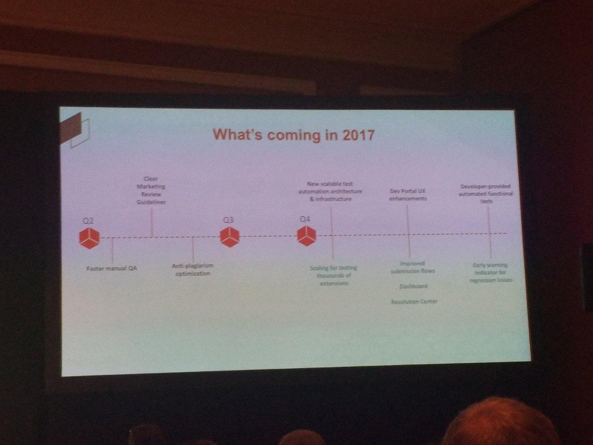 avstudnitz: Next plans for Magento Marketplace. #Magentoimagine https://t.co/kbydLnOJgH