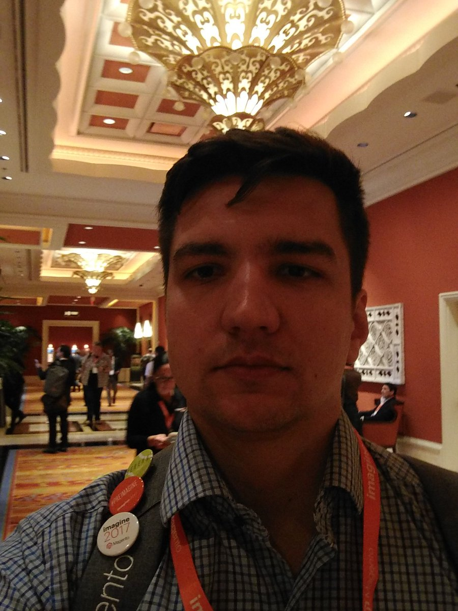 IvanChepurnyi: Catch me in the main hallway of #MagentoImagine and I will answer any webshop performance question you might have https://t.co/ksYAE9Wh98
