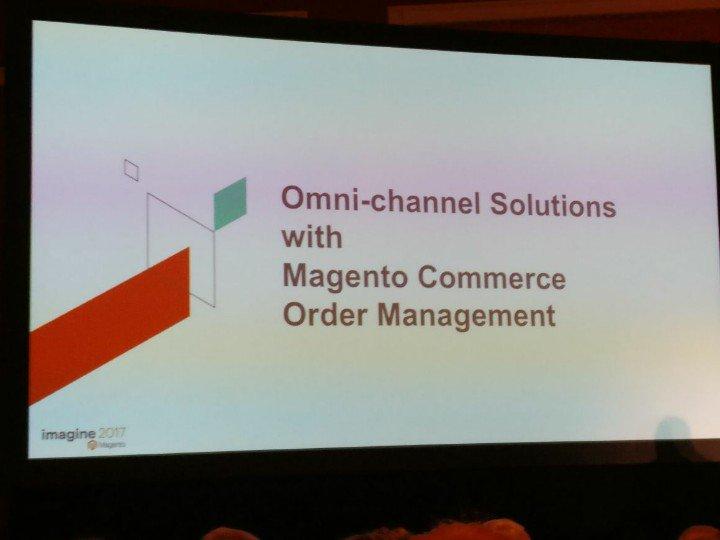 netz98: Omnichannel solutions with Magento Commerce Order Management. #MagentoImagine https://t.co/UeXf60XzwY