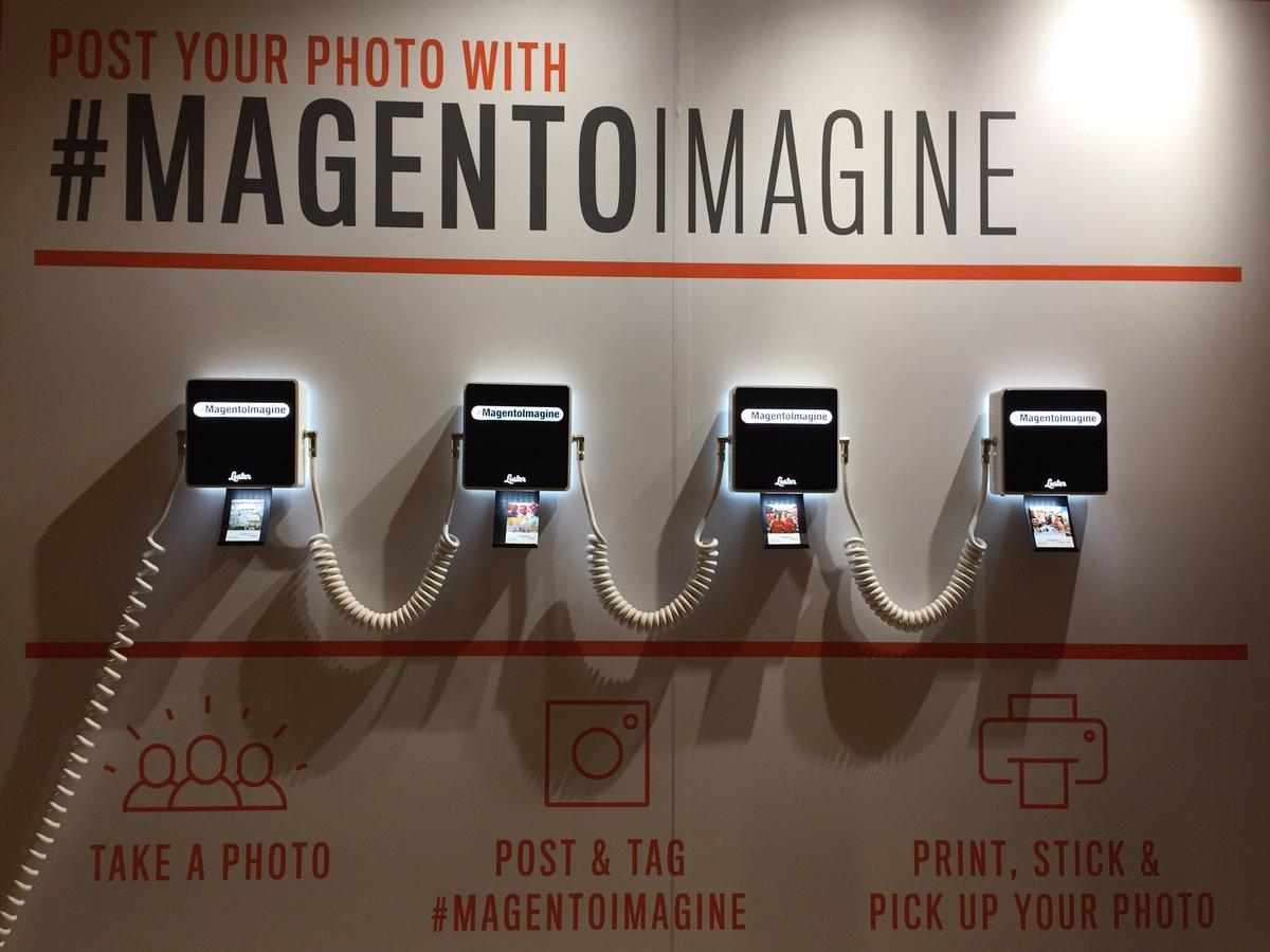 DCKAP: Post your photo with #Magentoimagine and pick your photo. We got few photos #imagine2017 https://t.co/upymcK3qoX
