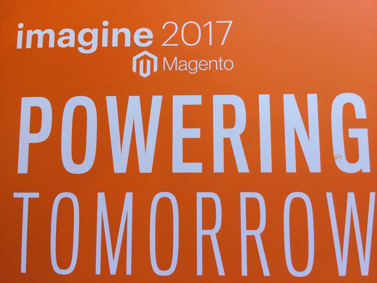 nbs_system: La team est à Las Vegas pour l'événement #Magentoimagine ! Suivez nous dans notre expédition ! https://t.co/pAMr916ekt