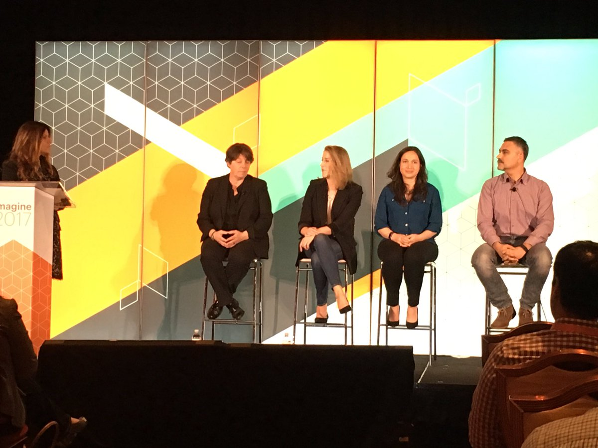 lfolco: Diversity in Tech Panel starting up in Margaux 2 #Magentoimagine https://t.co/xZcl76fsgP