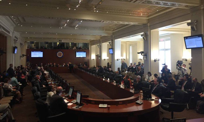 Bolívia e Venezuela afirmam que reunião da OEA é golpe