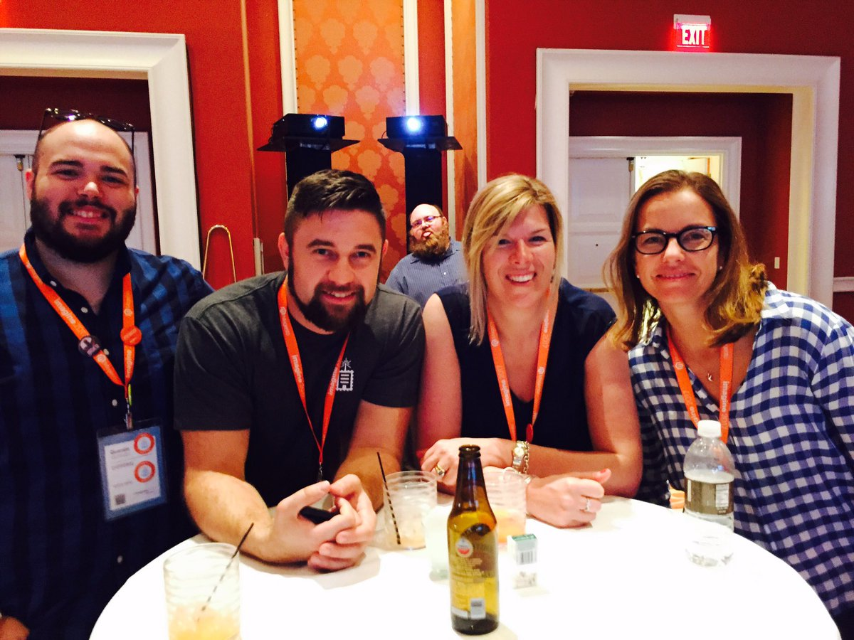 WebShopApps: #diversity. The PA on the 2nd from right gets paid more than the rest #Magentoimagine https://t.co/0Yv4U5JyGn