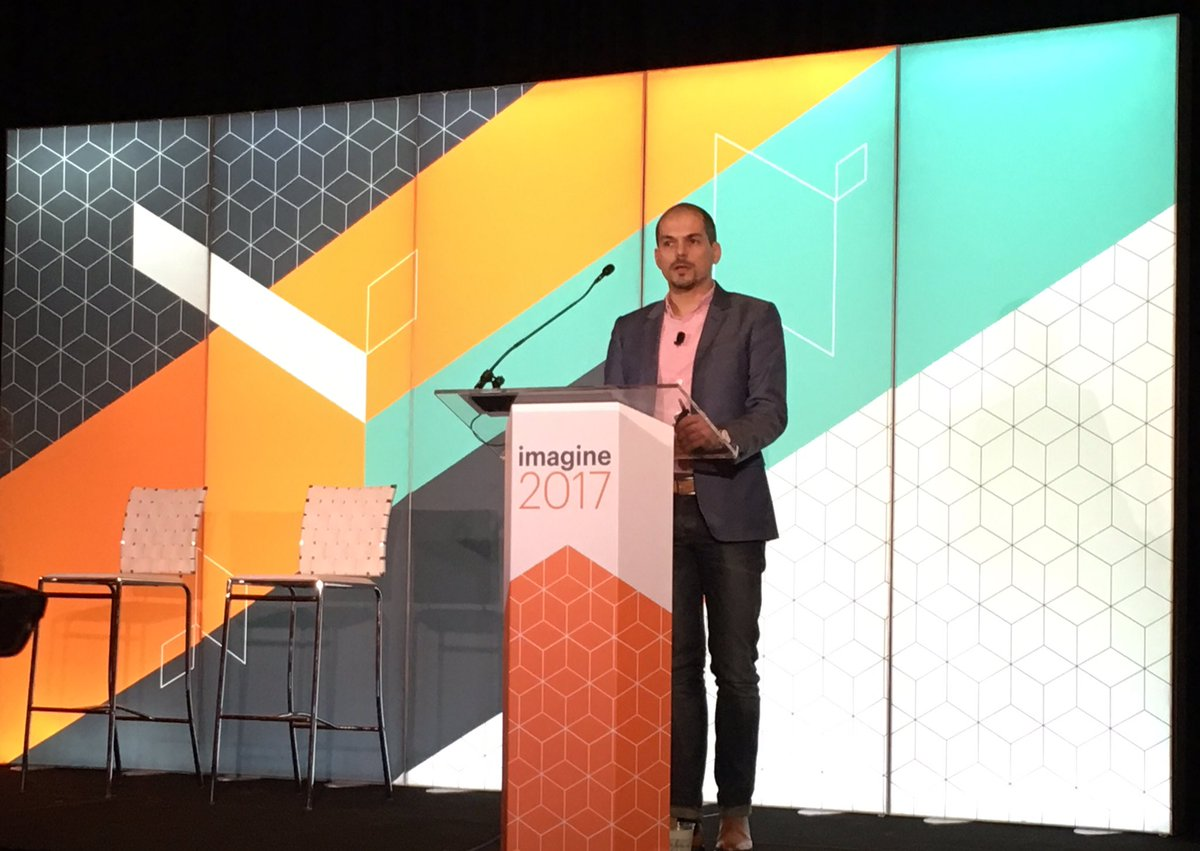 eCommPendse: Achieving business nirvana with Alex from @OliverSweeney at #imagine2017 #MagentoImagine with @redboxdigital https://t.co/to64SMoo2x