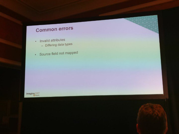 cmuench: The most common errors during migration. #MagentoImagine https://t.co/kvWOYskyCo